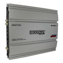 Módulo Amplificador De Potência Booster Ba-404.4 2000 Watts