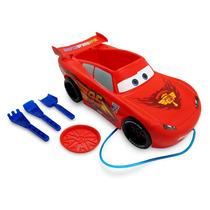 Relampago Mcqueen Super Carro De Praia 50cm Original Toyng