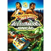 Dvd Original Hot Wheels Acceleracers Igniçao