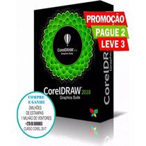 Corel Draw 2018 Superior Ao Corel Draw X7-x8-x9