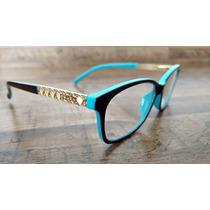 Armacao P/ Oculos Otica Fem. Lancamento Moda Frete Gratis