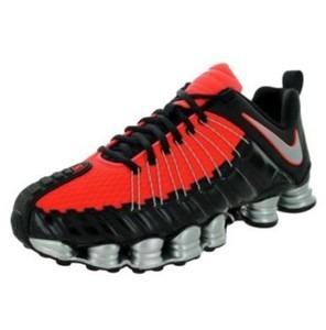af7e329e4c4 Nike Total Shox 12 Molas Preto Cinza Ver Original C Garantia à venda ...