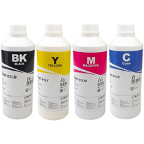 Kit 4 Cores (400 Ml)tinta Sublimática Inktec Original