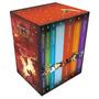 Caixa Harry Potter Edi��o Premium Com 7 Livros Novos E Lacra