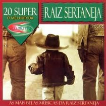 20 Super Raiz Sertaneja Cd