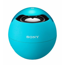 Nova Caixa De Som Wireless Speaker System Srs-btv5 Azul