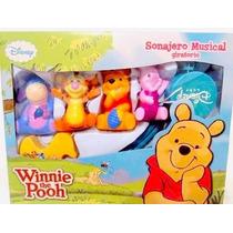 Mobile Giratorio Musical Disney Ursinho Pooh Licenciado