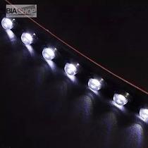 Milha Luzes Com 8 Led Autoadesivo Veicular Automotivo Carro