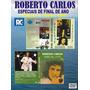 Dvd   Roberto Carlos   Especias De Fim De Ano   42 Dvds