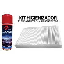 Filtro Ar Condicionado Cabine Ford Focus 2009-2013 Kit