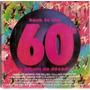 Cd Back To The 60's - O Álbum Da Década - Usado***
