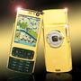 Nokia N95 Dourado Original Nacional Wifi Gps Câmera 5 Mp Top