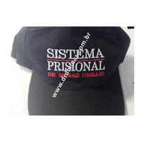 Boné Sistema Prisional
