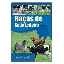 Livro Raças De Gado Leiteiro - Editora Aprenda Facil