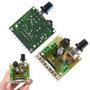 Tda7297 Amplificador Digital Módulo Stereo Por Veículo Aut