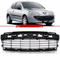 Grade Radiador Peugeot 207 2008 2009 2010 2011 2012 Preta