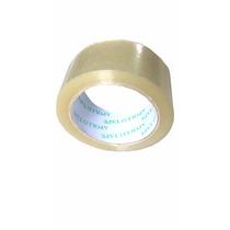 Fita Adesiva Transparente 45mm X 100 Metros - 12 Rolos