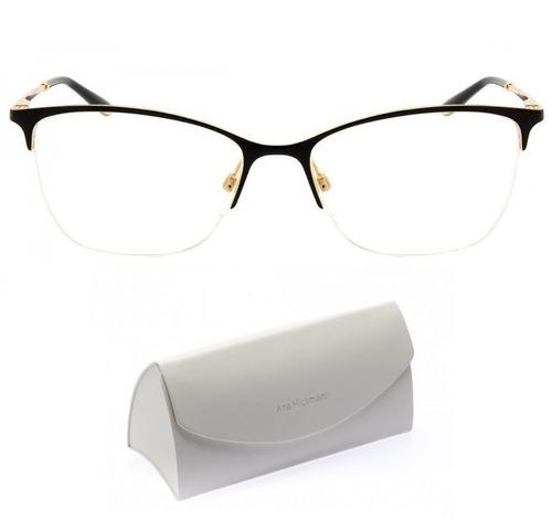 Armação Óculos Grau Ana Hickmann Ah 1245 1318 Tam 53 17 140 a5611a1f55