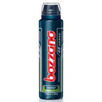 Desodorante Aerossol Antitranspirante Bozzano Energy 90g