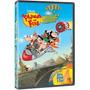 Phineas E Ferb 1ª A 4ª Temporada Completa + Filmes + Bônus