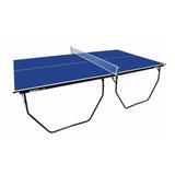 Mesa De Ping Pong Klopf 1007 Azul