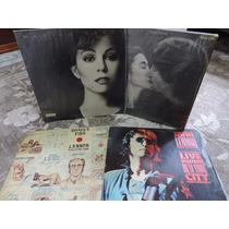 Disco Vinil Lp John Lenon E Mariah Care