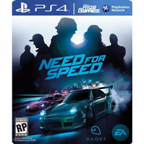 Need For Speed - Psn Ps4 Vip Riosgames
