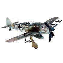 Kit Para Montar Revell Focke Wulf Fw190 A-8/r-11 Escala 1/72