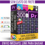 300 Projetos Editáveis Premiere Pro Textos Animados Vol.2