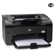 Impressora Hp Pro Laserjet P1102w Wireless Tonner Wi-fi Nova