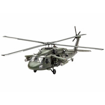 Revell 04940 Uh-60a Transport Helicopter 1:72