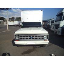 Ford F4000 1991/1991 Baú Motor Mwm, Excelente Estado