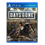 Days Gone Ps4 Mídia Física Lacrado Pronta Entrega