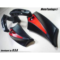 Retrovisor Esportivo Cb300, Hornet, Twister, Cb500, Titan Cg