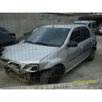 Renault Logan Expression 1.0 16 V 2010 //// Sucata ////