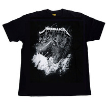 Camiseta Metallica Original Consulado Do Rock Cod 938