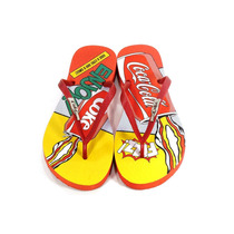 Chinelo Coca-cola Pop Art Girls Chine Cc0593 Original + N.f