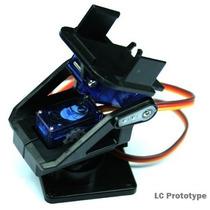 Suporte Pan Tilt Fpv Arduino, Pic + 1 Servos Sg90 + Ultrasom