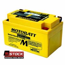 Bateria Motobatt Mbtz10s Hornet 2008 2009 2010 2011 12/13/14