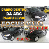 Focus Guia 2.0 Flex Ano 2011 - Financiamento Facil