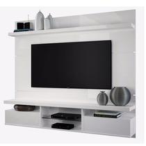 Painel Home Livin 1.8 Suspenso Para Tv Até 55 Branco Hb