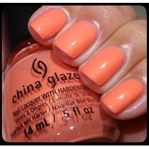 China Glaze - Mimosas Before Manis ***promoção 2 Por 1***