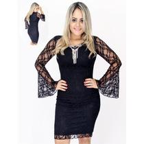 a5ba2d5bd Busca Vestidos estampados com manga flair com os melhores preços do ...