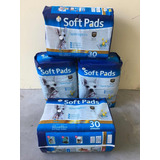 Higiene Tapete Soft Pads Kit 120 Un