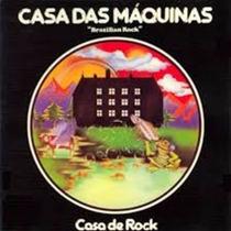 Casa Das Maquinas - Casa Do Rock (cd Lacrado 2016)