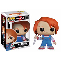 Funko Pop Chucky - Boneco Assassino