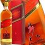 Whisky Jhonnie Walker Red Label Caixa Com 12l Original