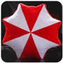 Almofada Umbrella Corporation Resident Evil Nova Lacrada