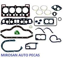 Jogo De Junta Do Motor Completo Vw Ford Cht S/retentor
