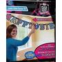 Kit Decoração Festa Infantil Monster High Basic